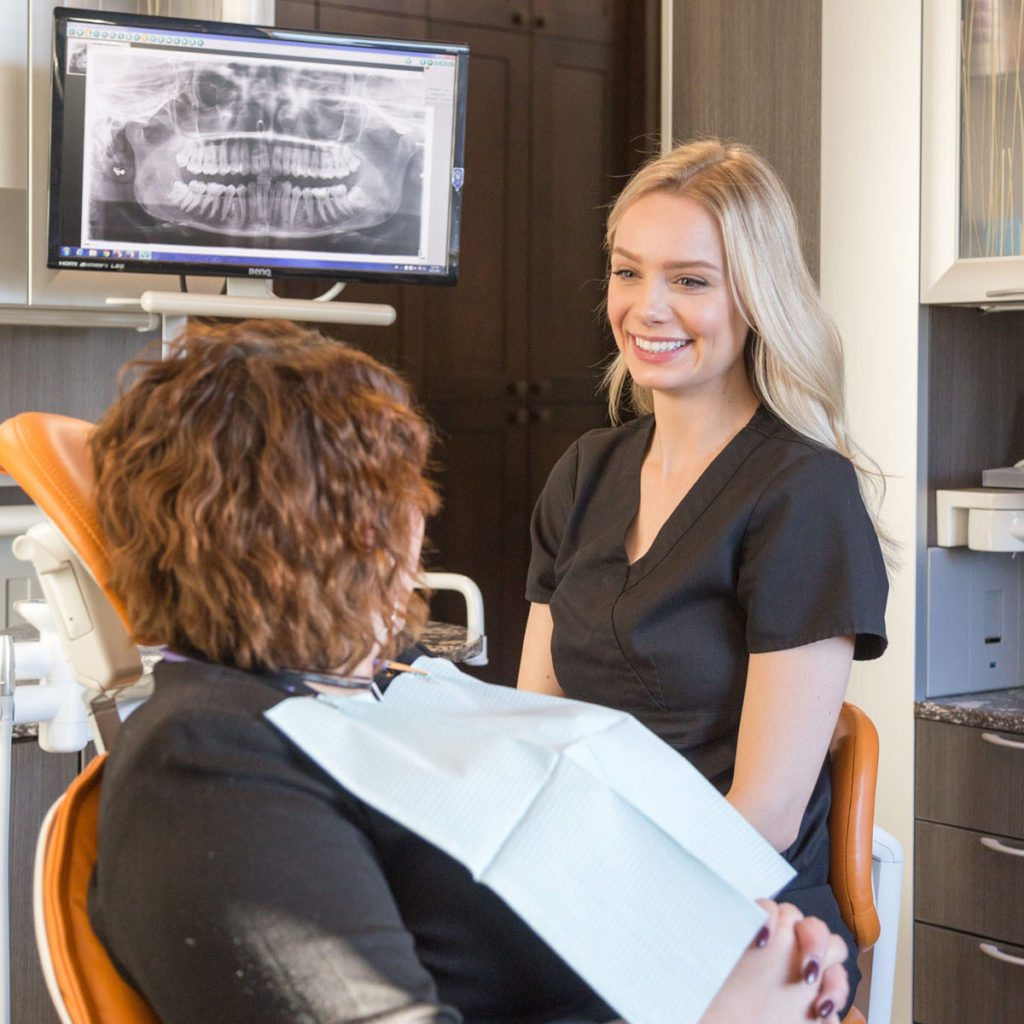 dental hygienist calgary